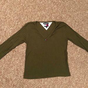 Girls Tommy Jeans Long Sleeve